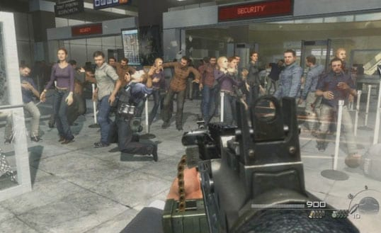 No Russian: Call to Duty